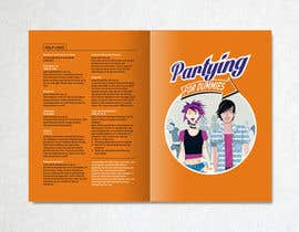 #70 cho Booklet - Youth Safe Party Guide Design a Brochure for bởi lobsanggg