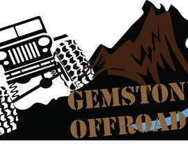 Nro 19 kilpailuun Gemstone Offroad Logo Contest! käyttäjältä eko240