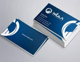 #253 for Design some Business Cards for MULA by thoughtpixel