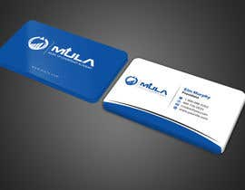 #42 for Design some Business Cards for MULA by mamun313