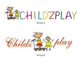 "#77 para Design a Logo for ""CHILDZPLAY"" por mukeshjadon"