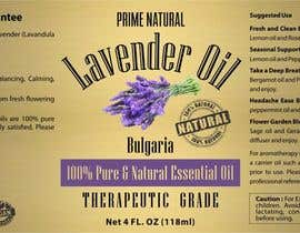 #71 untuk Design Product Label & refine existing logo: Essential Oil Bottle label oleh designart65