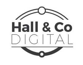 RobTarlton tarafından Design a Logo for Hall & Co Digital için no 21