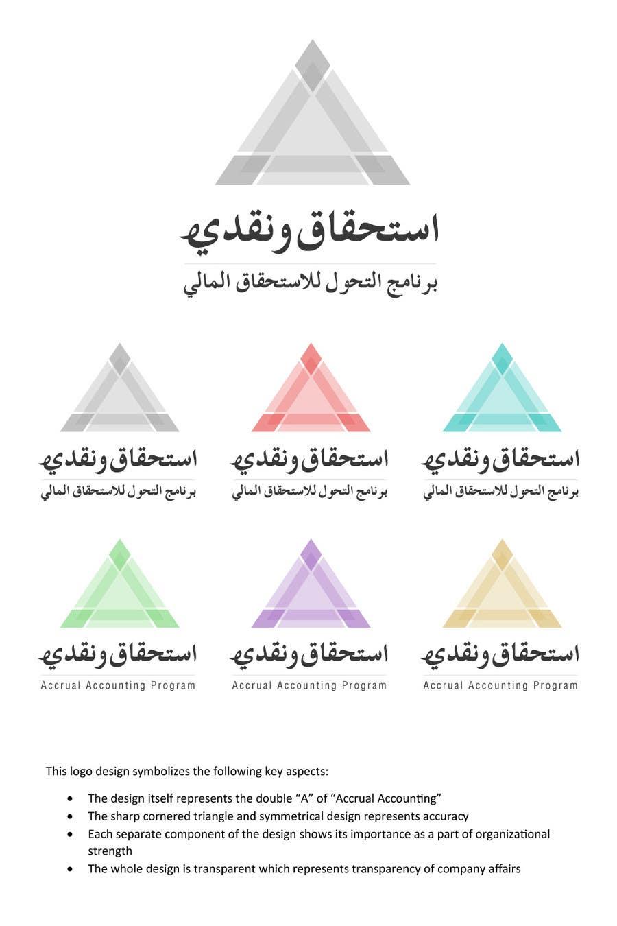 Penyertaan Peraduan #46 untuk Design a Logo for a financial system