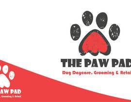#43 for Design a Logo for The Paw Pad af emonk17