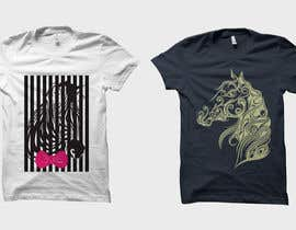#19 cho Design a T-Shirt with an Semi-Abstract Appearance of Animals/Creatures bởi nikolaipurpura