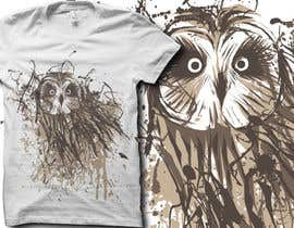 #18 for Design a T-Shirt with an Semi-Abstract Appearance of Animals/Creatures af secondsyndicate