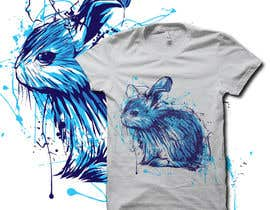 #54 for Design a T-Shirt with an Semi-Abstract Appearance of Animals/Creatures af secondsyndicate