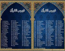 #9 for Quran Index af engrsiraj