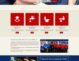 #8 untuk Build a Website for Plumbing Company oleh Excelligent