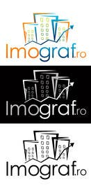 "#14 untuk Design a simple Logo for ""imograf.ro"" oleh darkavdarka"