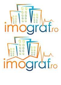 "#27 untuk Design a simple Logo for ""imograf.ro"" oleh darkavdarka"