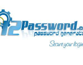 #87 para Design a Logo for 12password.com por rashfimohammad