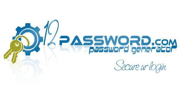 Konkurrenceindlæg #88 for Design a Logo for 12password.com