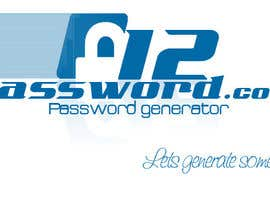 #90 para Design a Logo for 12password.com por rashfimohammad