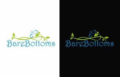 "#7 untuk Design a Logo for organic baby company ""Bare Bottoms Organics"". oleh hassan22as"