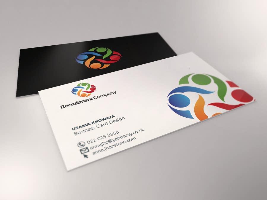 Bài tham dự cuộc thi #                                        35                                      cho                                         Develop a Corporate Identity for a Recruitment Company