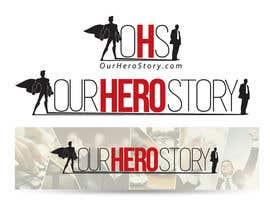 #1 for Design a Logo for OurHeroStory.com by hikaruaozora