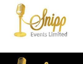 Nro 15 kilpailuun Design a Logo for Snipp Events Limited käyttäjältä manuel0827