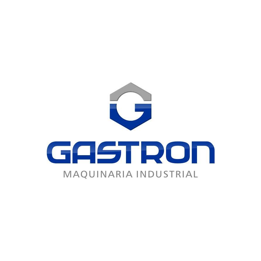 Penyertaan Peraduan #15 untuk Diseñar un logotipo for Gastron