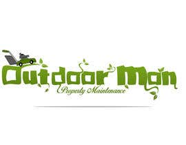 davay tarafından Design a Logo for Outdoor Man Property Maintenance için no 98
