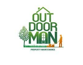romerlorenzo tarafından Design a Logo for Outdoor Man Property Maintenance için no 86