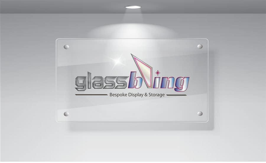Inscrição nº                                         140                                      do Concurso para                                         Logo Design for Glass-Bling Taupo