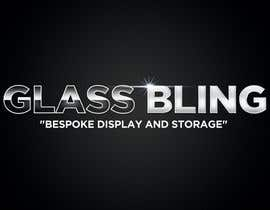 #150 para Logo Design for Glass-Bling Taupo de Jevangood