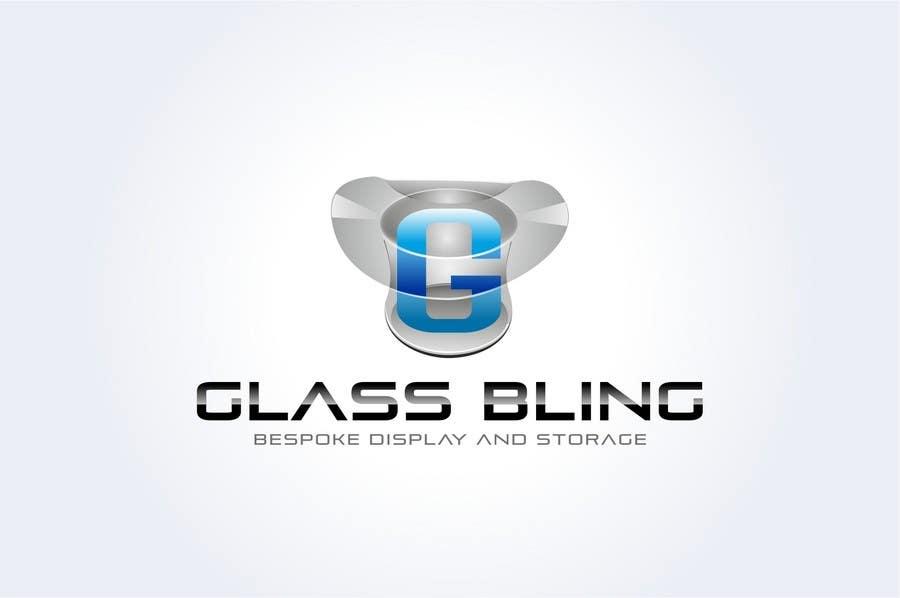 Inscrição nº                                         101                                      do Concurso para                                         Logo Design for Glass-Bling Taupo