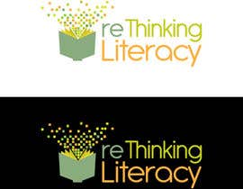 #69 untuk Design a Logo for reThinking Literacy Conference oleh vasked71