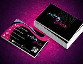 #44 for Design some Business Cards for my Hair Extension Brand af arunelias3