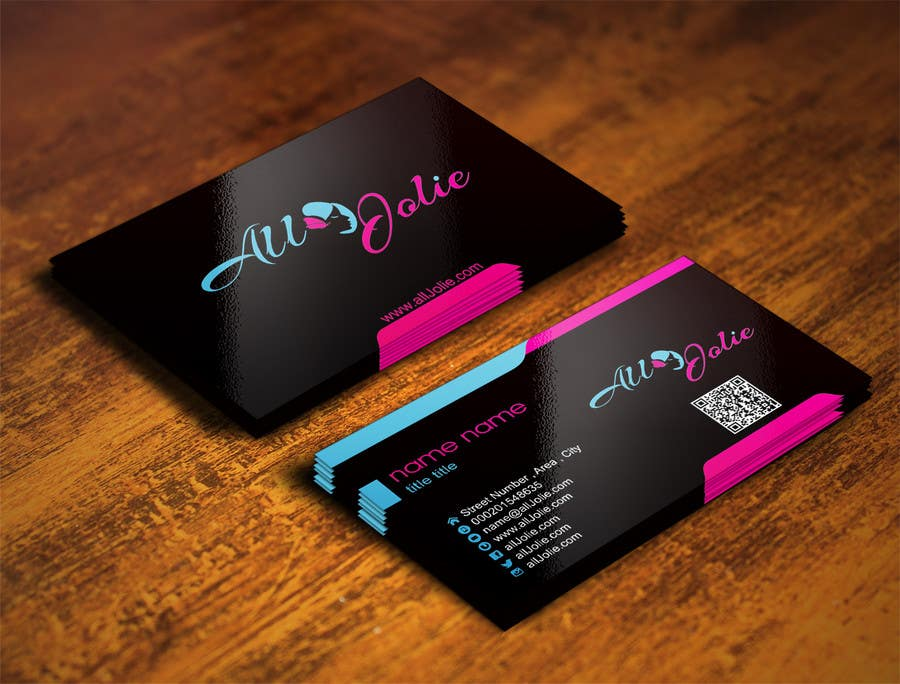 Contest Entry 27 For Design Some Business Cards My Hair Extension Brand