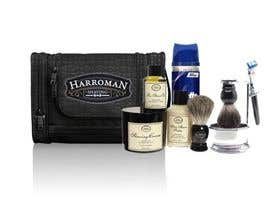 #20 for Gift box design for men's grooming product set. by pureprofession