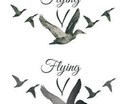 #17 untuk Flying V wine lable oleh desviocreativo