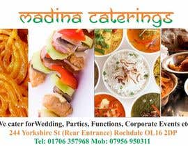 #23 for Design a Banner for Madina Catering af thoughtcafe