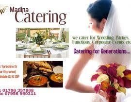 #1 cho Design a Banner for Madina Catering bởi lenatamimi