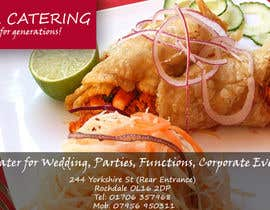 #12 cho Design a Banner for Madina Catering bởi Kaurroop27