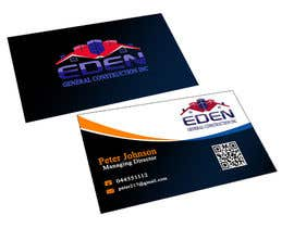 #13 for Visiting Card / Envelope design / Letterhead for EDEN by skteamservice