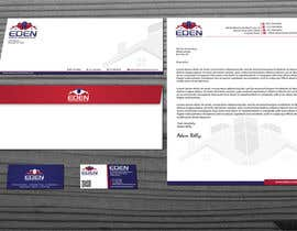 nº 19 pour Visiting Card / Envelope design / Letterhead for EDEN par santanubera9