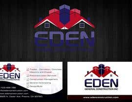 nº 9 pour Visiting Card / Envelope design / Letterhead for EDEN par penanpaper