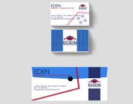 nº 11 pour Visiting Card / Envelope design / Letterhead for EDEN par walidouvip1