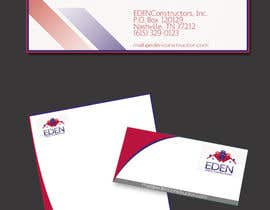 #31 for Visiting Card / Envelope design / Letterhead for EDEN by shyamm88