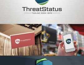 nikdesigns tarafından Logo Design for Threat Status (new design) için no 42