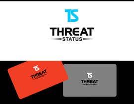 #37 untuk Logo Design for Threat Status (new design) oleh logoup
