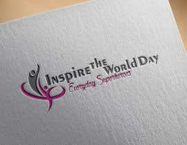 #20 untuk Design a Logo for Inspire the World Day - Everyday Superheros oleh artiomrevenco