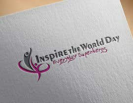 #26 untuk Design a Logo for Inspire the World Day - Everyday Superheros oleh artiomrevenco