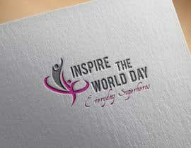 #47 untuk Design a Logo for Inspire the World Day - Everyday Superheros oleh artiomrevenco