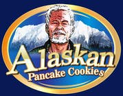 Graphic Design Inscrição do Concurso Nº4 para Design a Logo for Alaskan Pancake Cookies
