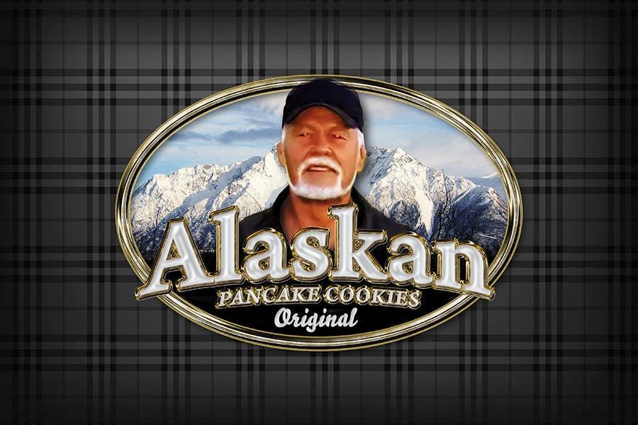 Bài tham dự cuộc thi #                                        34                                      cho                                         Design a Logo for Alaskan Pancake Cookies