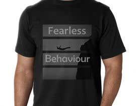 #1 untuk Design a T-Shirt for Fearlessonexxx oleh Gallios